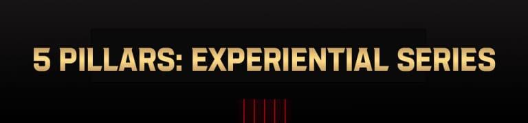 5 Pillars Experiential Series Header