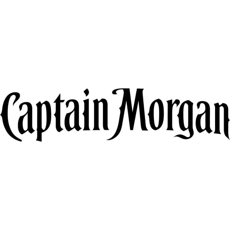 Captain Morgan Logo Matchday Promotions 2021