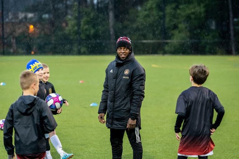 Promoting from Within: Atlanta United Academy Coach Kellington Boddie -