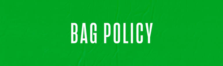 bag policy verde
