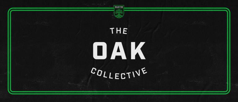 Oak Collective wordmark (with verde)