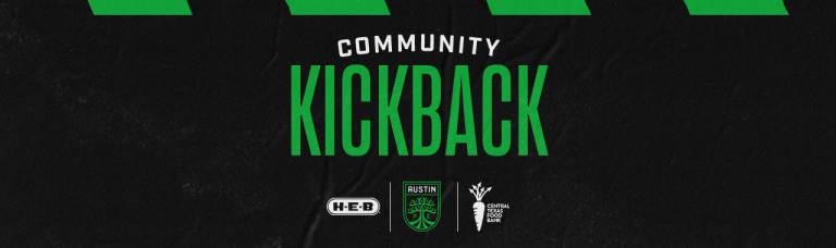 HEB Community Kickback Header