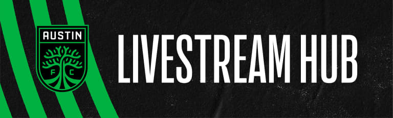 Livestream Hub Banner