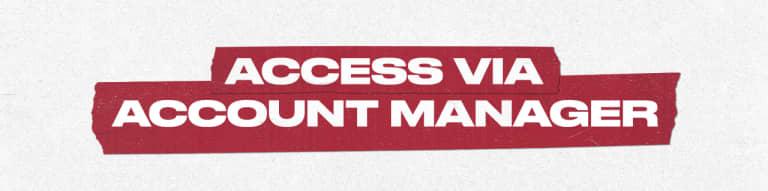 AccessAcountManager319