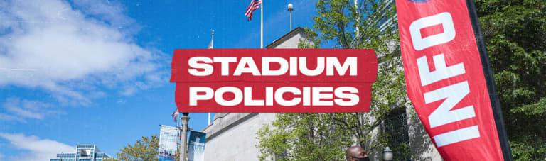 Stadium Policies 1280x379
