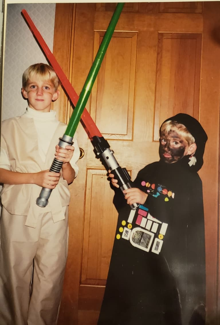 Halloween 2018   Check out Fire players in their costumes as kids! -