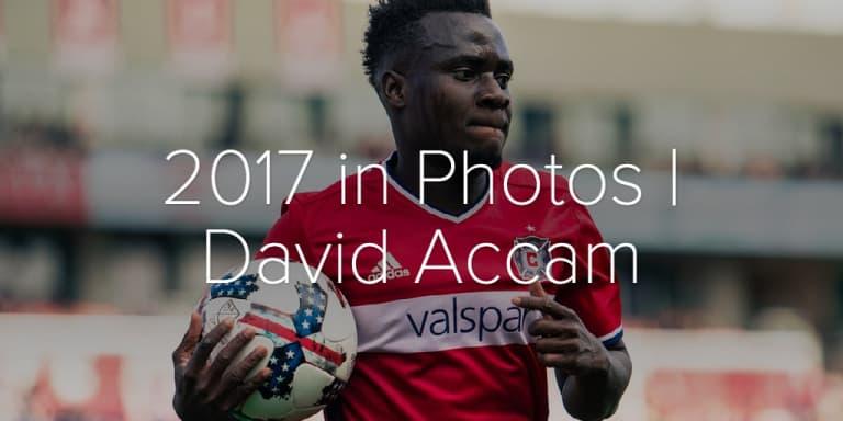 2017 in Photos | David Accam - 2017 in Photos | David Accam