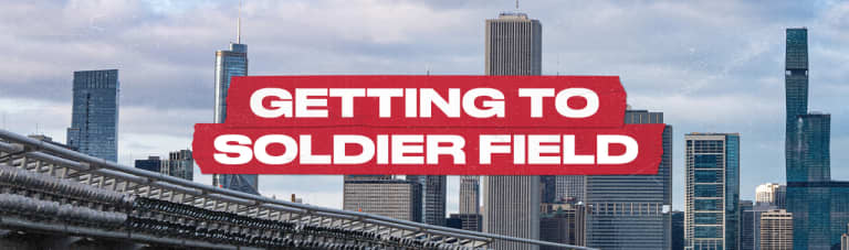 Getting to Soldier Field 1280x379