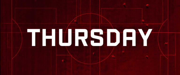 Thursday-red