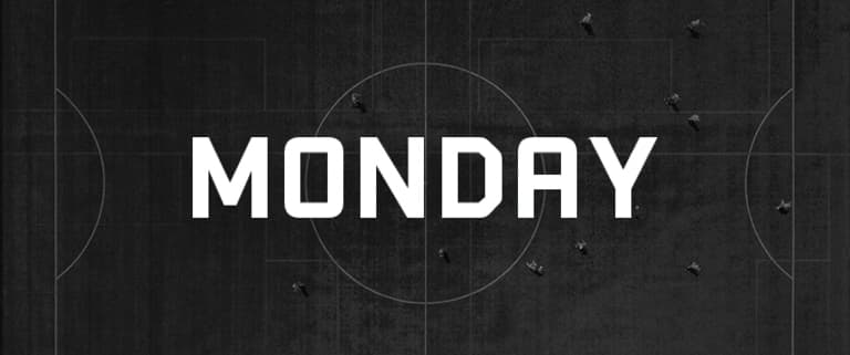 Monday-bw