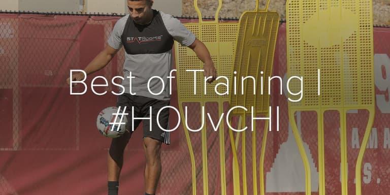 Photo Gallery | Best of #HOUvCHI Training - Best of Training | #HOUvCHI