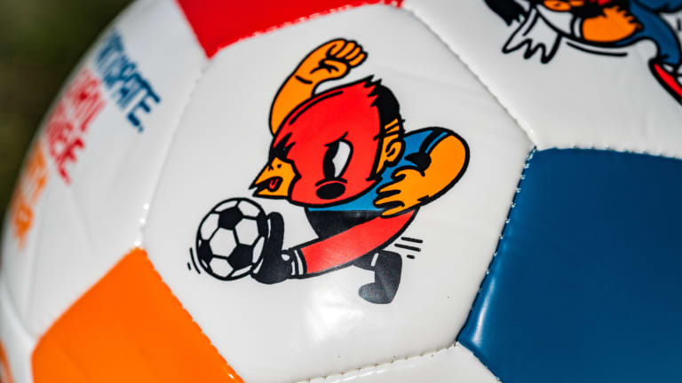 Chicago Fire FC Partner with Local Artist Sentrock for Limited-Edition Merchandise and Art Collection  -
