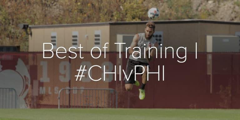 Photo Gallery | Best of #CHIvPHI Training - Best of Training | #CHIvPHI