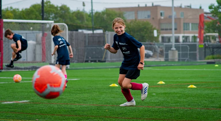 Chicago Fire FC Summer Camp-13