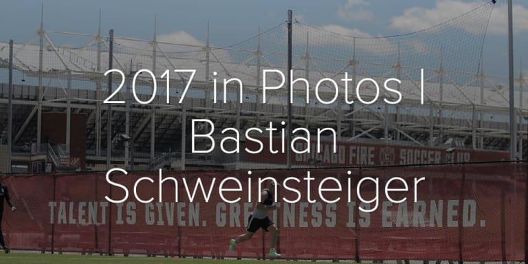 2017 in Photos | Bastian Schweinsteiger - 2017 in Photos | Bastian Schweinsteiger
