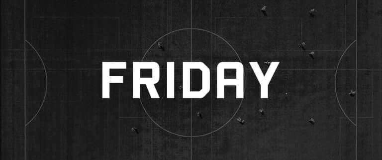 Friday-bw