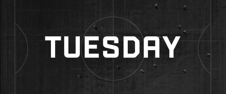 Tuesday-bw