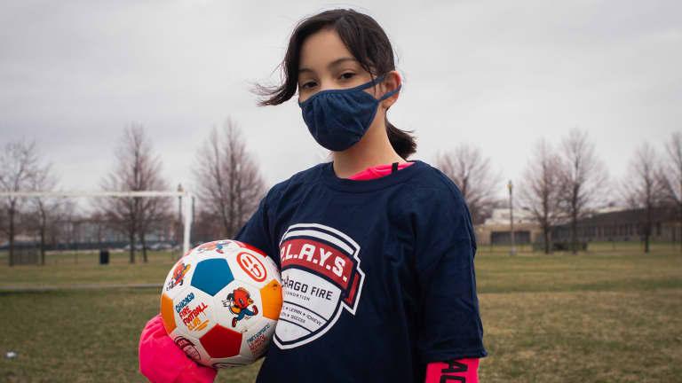 Chicago Fire FC se Asocia con el Artista Local Sentrock  para Colección de Arte y Mercancía de Edición Limitada  -