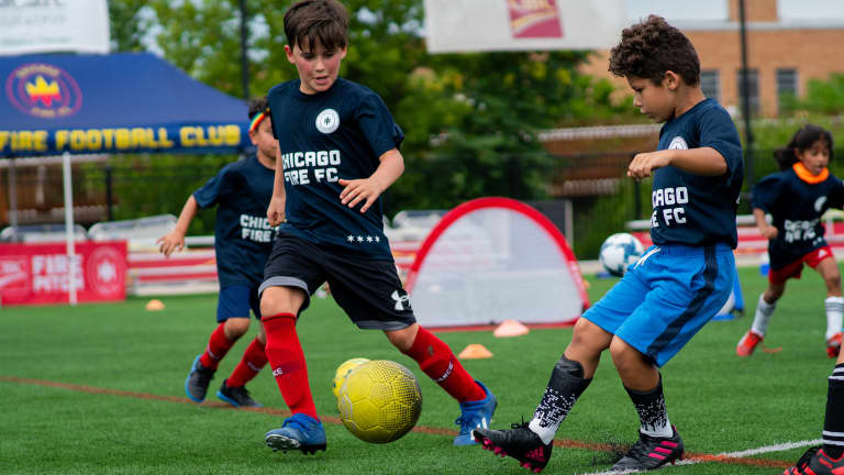 Chicago Fire FC Summer Camp-9