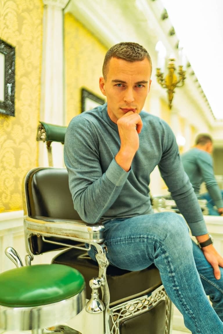 Q&A | The two sides of Boris Sekulić's American odyssey -
