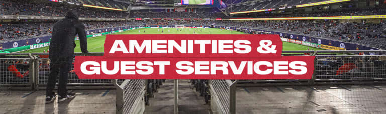 Amenties and Fan Services 1280x379