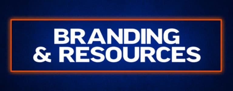 Branding & Resources Graphic