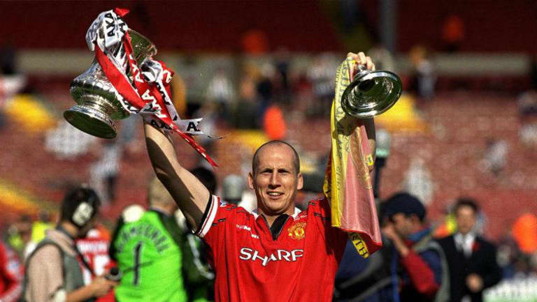 Who is Jaap Stam? -