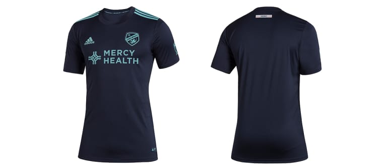 Club To Wear Special Adidas x Parley Uniforms For April 19 Game -