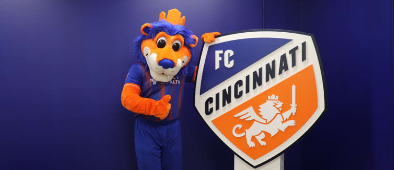 Club Introduces New Mascot: Gary -