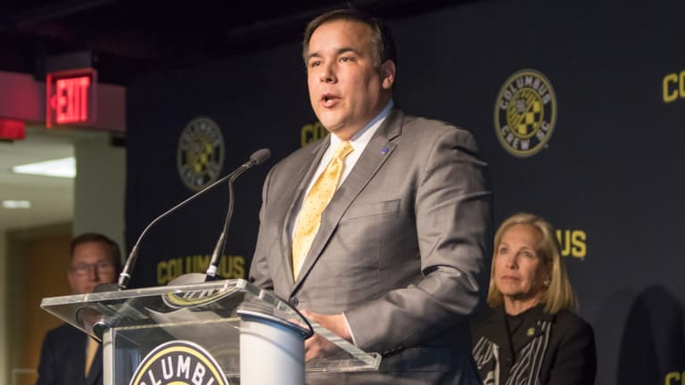 Columbus Crew SC ushers in new era with official introduction -