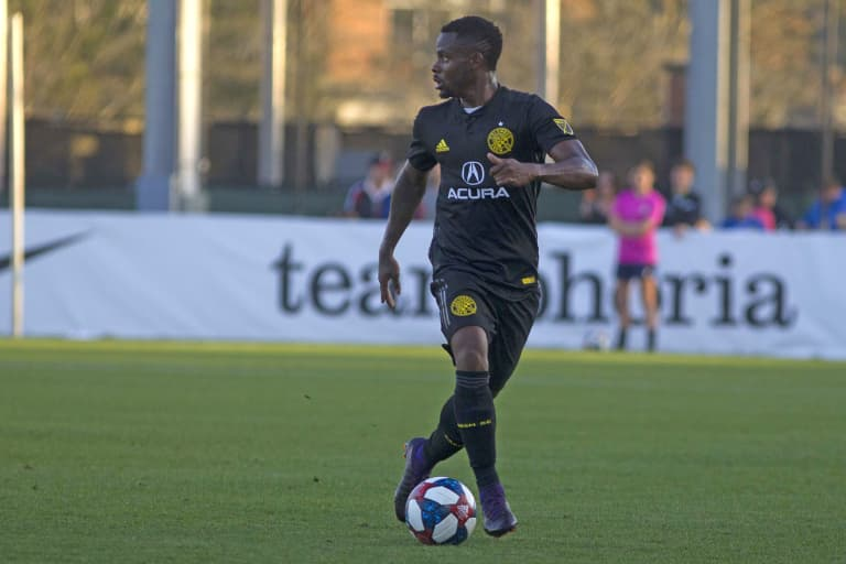 In #CCC19 opener, an unexpected test – and passing grade – for Crew SC -
