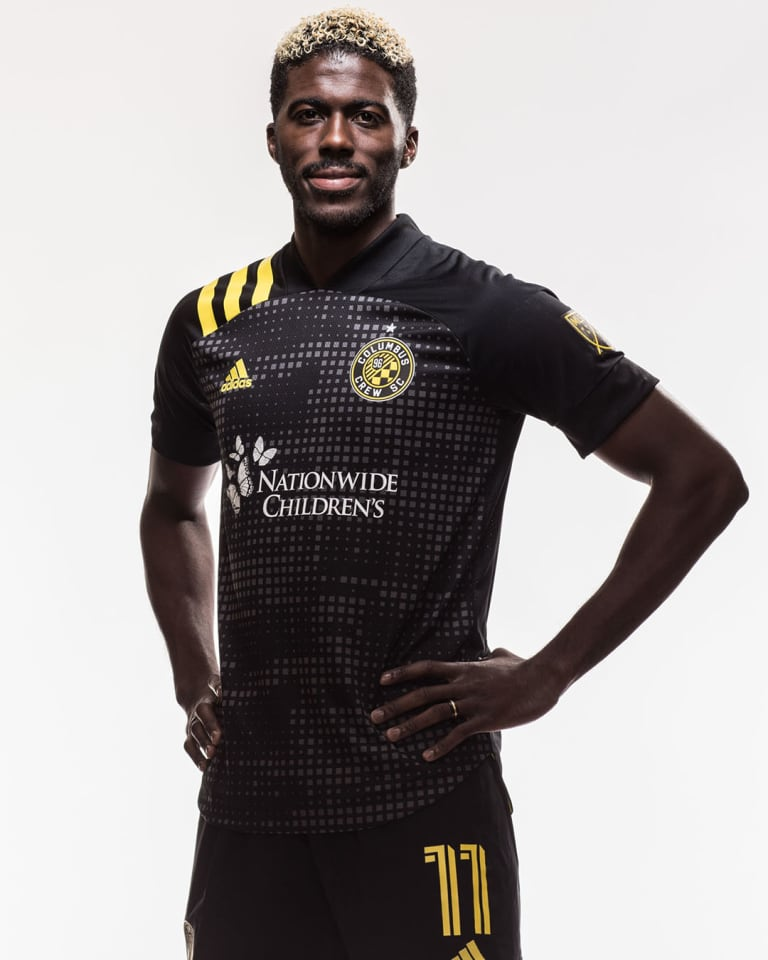 JERSEY   Columbus Crew SC partners with Nationwide for future jersey sponsorship -