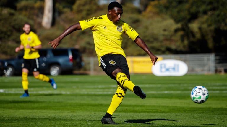 SIGNED | Columbus Crew SC signs midfielder Derrick Etienne Jr. -