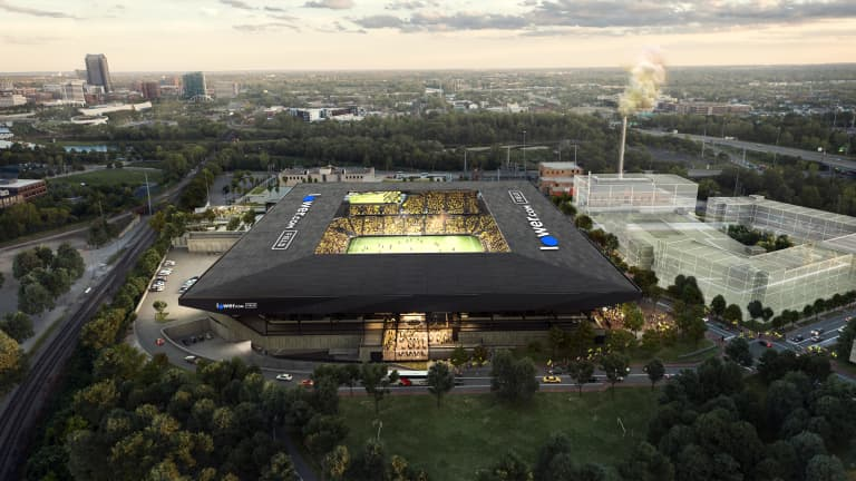 Introducing Lower.com Field: Columbus Crew announces long-term stadium naming rights partnership with Lower -