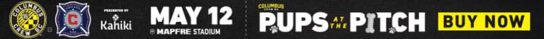 RECAP | Columbus continues unbeaten run, tops Philadelphia -