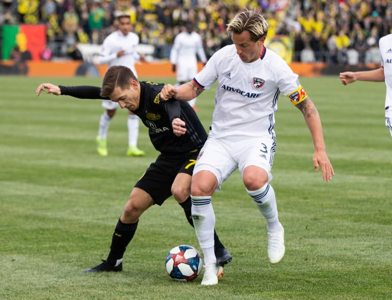 Porter on Pedro Santos: 'He is one of our best defenders, in all honesty' -