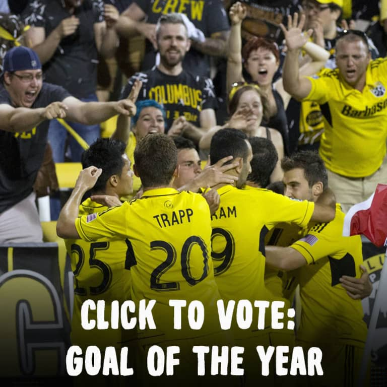 Making the Case: Goal of the Year Part Five -