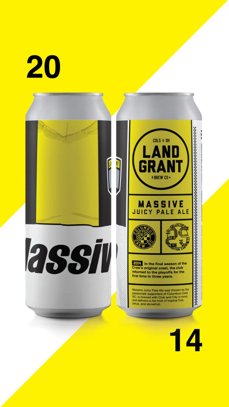 WATCH PARTY   Join Crew SC, Land-Grant Brewing Company for final preseason live stream on Feb. 22 -