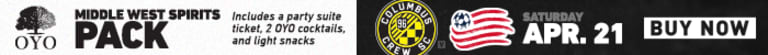 PREVIEW | Columbus travels north to face Chicago Fire -
