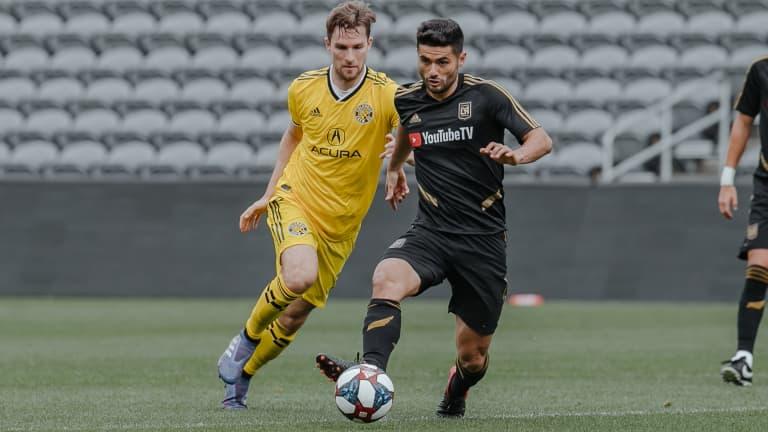 Crew confident in 'next man up' mentality vs. Philadelphia on Saturday -