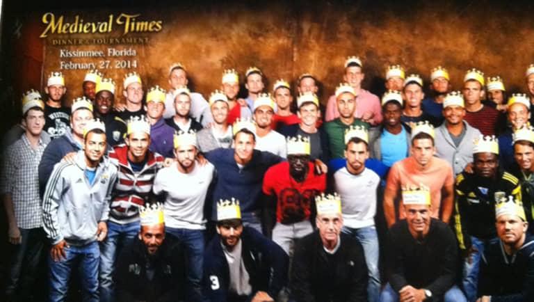 Orlando Camp: Team Building -