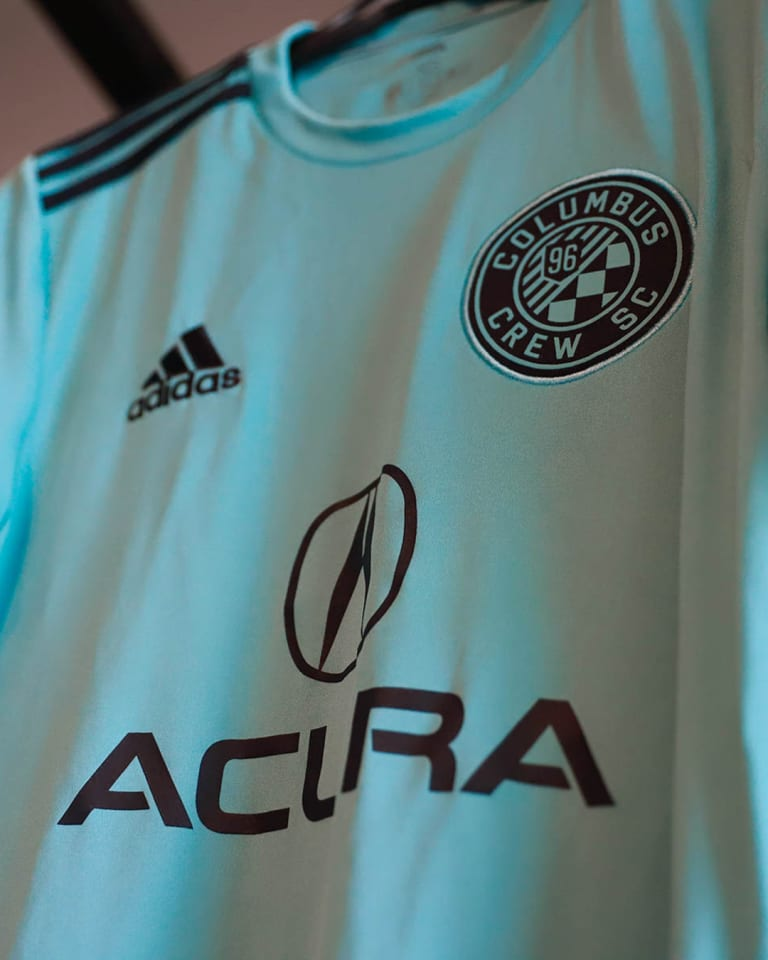 Make Your Bid: Player-worn Parley jerseys from #CLBvPOR to be auctioned -