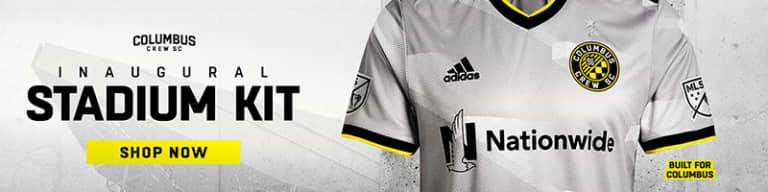 JERSEY | Columbus Crew SC unveils kit inspired by world-class New Crew Stadium -