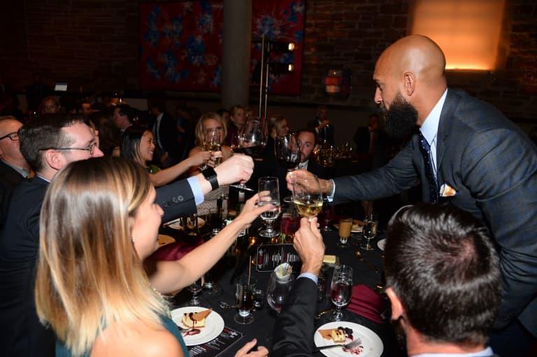 2017 A Burgundy Affair -