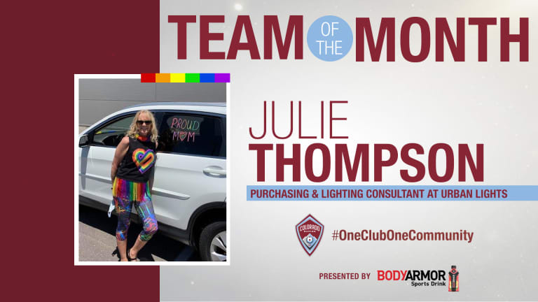 Community Team of the Month Presented by BODYARMOR | June 2020 -