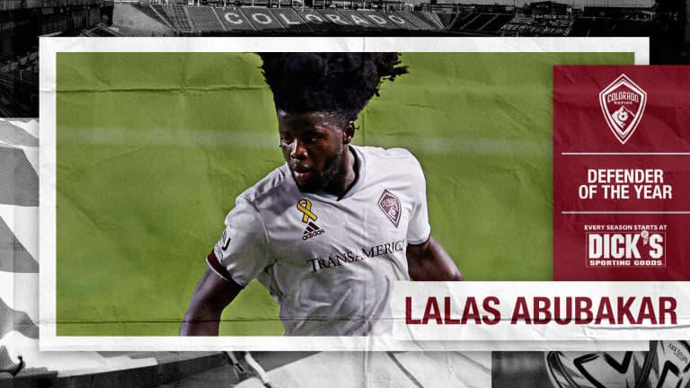2020 Colorado Rapids Soccer Club End of Season Awards Gala Winners - https://colorado-mp7static.mlsdigital.net/images/2020PlayerAwards_Defender_1920x1080.jpg