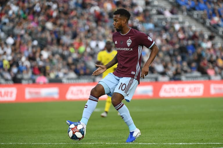 Colorado Rapids 2019 Season By the Numbers -