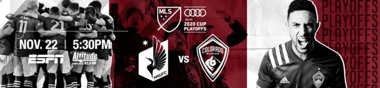 Minnesota United FC vs Colorado Rapids | Preview | November 22, 2020 -