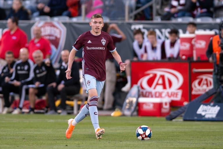 Bassett, Vines among MLS's top 10 Homegrown players enjoying breakout seasons - https://colorado-mp7static.mlsdigital.net/images/2019.05.03_COLvVAN66_0.jpg