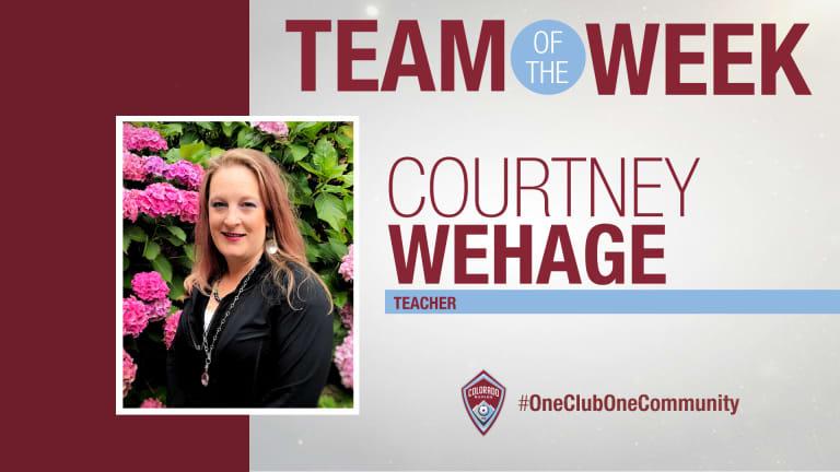 Community Team of the Week   Week 6 -